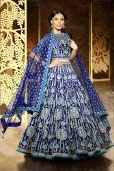 THE CLOTHES VILLA Anarkali Lehenga