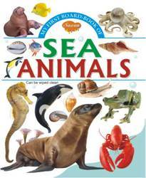 My First Board Book Sea Animals