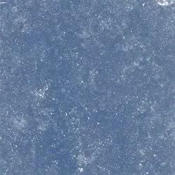 Blue Glossy Ceramic Floor Tiles