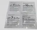 Eutech ph Buffer Traceable to NIST Standards Solutions pH 4.0, 7.0,10.01