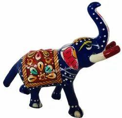Metal Aravate Elephant