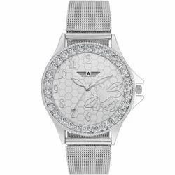 Women Ladies Chain Watch