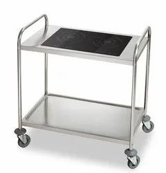 Induction Cooker Trolley