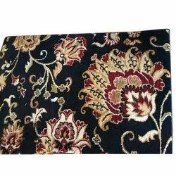 Rectangular Multicolor Cotton Room Carpet, Size/Dimension: 80x150 Cm