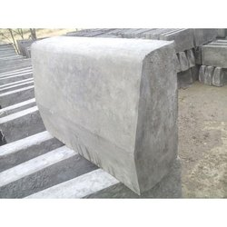 Half Battered Kerb Stone