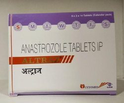 28 Altraz Tablet, Packaging Type: Strip, 1 Mg