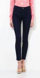 Van Heusen Navy Jeans VWDN317L009269