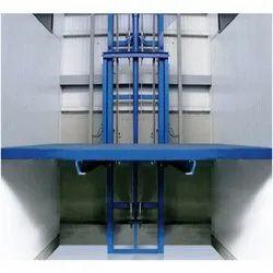 Platform Goods Elevator