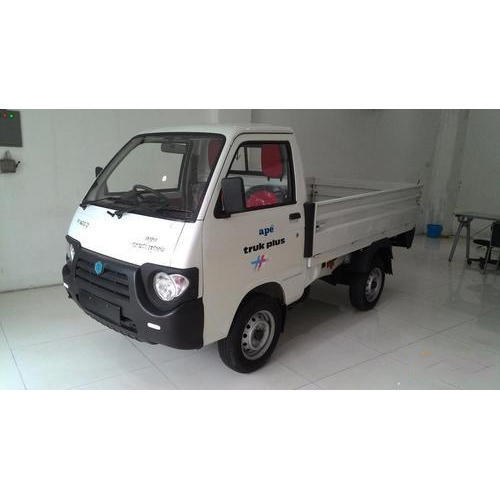 White Piaggio Ape Truck Plus Divya Motors Id 19162286197