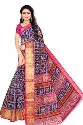 Bengali Cotton Patola Sarees