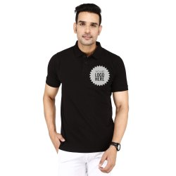 Cotton Unisex Corporate Uniform T-Shirt