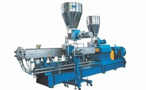 Plastic Dana Making Machine - Master Batch