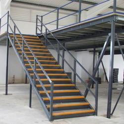 Mezzanine Floor Storage Racks