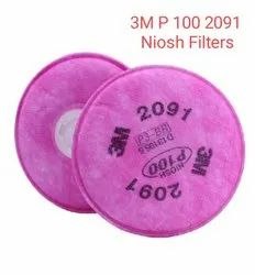3M 2091 Particulate Filter P100
