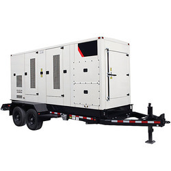 Rental Services Of Diesel Generator