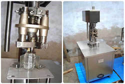 Semiautomatic Heavy Duty Ropp Capping Machine