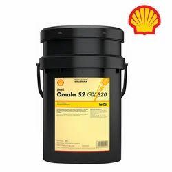 Shell Omala S2 GX 320 Industrial Gear Oil, Packaging Type: Bucket