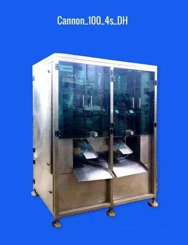 Liquid packing machine, Capacity: 10 To 200ml