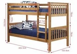 Wooden Bunkbbed