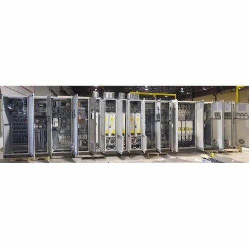 Aluminum Solar Vfd Control Panel Service, IP Rating: IP65