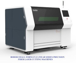 Bodor Fiber Laser Metal Cutting Machines - I3 Series With Linear Motors