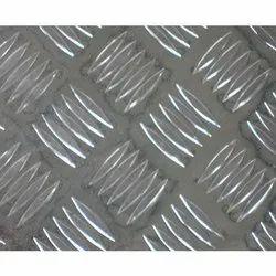 Chemet India Galvanised Aluminium Hot Rolled Chequered Plates