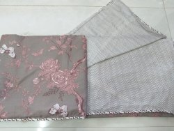 Floral Print Cotton Dohar Double Bed Size