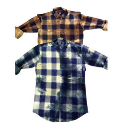 Kids Casual Cotton Shirt