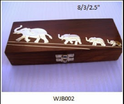 WJB 002 Wooden Jewellery Boxes
