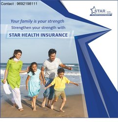 Star Health Insurance, in odisha, Life Time