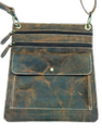 Buffalo Leather Designer Sling Bag