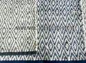 Sge Rectangle Cotton Handloom Carpets