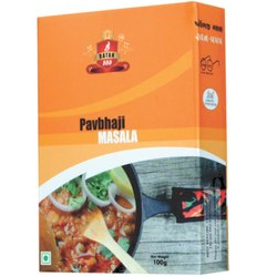 Ratan 555 Pav Bhaji Masala, Packaging Size: 100 gm, Packaging Type: Packet