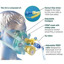 Cpap Machine And Mask