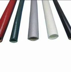 Silicon Rubber Coated Fiberglass Sleeves
