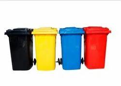 Hospital Wheeled Waste Bin