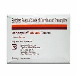 Deriphyllin Od 300 Tablets Etofylline / Etophylline Theophyllin