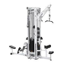 Mild Steel 4 Station Multi Gym Machine