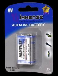 Immense 6LR61 Alkaline Battery
