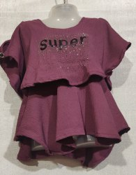 Layered Kids Tops With Best Quality