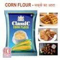 Classic Indian Corn Flour High Quality, 1 Kg, Packaging Type: Packet