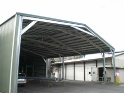 Factory Shed