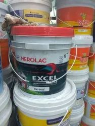 White Soft Sheen Nerolac Excel Mica Marble for Exterior
