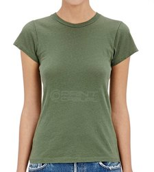 Claash Cotton Women s Premium Brands Quality Plain Blank T Shirts