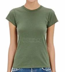 Women s Premium Brands Quality  Plain Blank T Shirts