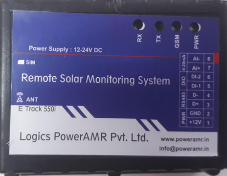 Polycab Solar Inverter Remote Monitoring System