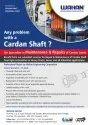 Cardan Shafts for Pump Joint