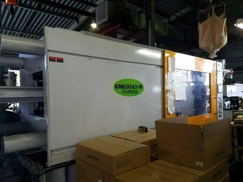 Kawaguchi 650 Ton Machine