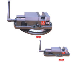Apex Cast Iron Tilt Lock Machine Vice