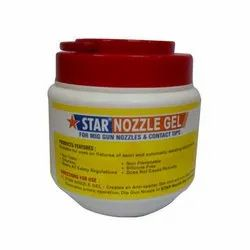 Star Nozzle Gel For MIG Gun Nozzles And Contact Tips